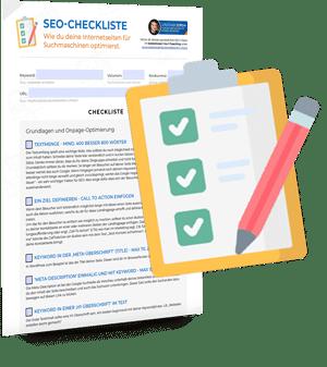 SEO-Checkliste Grafik
